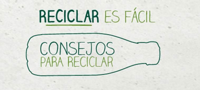 Ecovidrio organiza un concurso de consejos sobre reciclado en twitter - Consejos de reciclaje ...