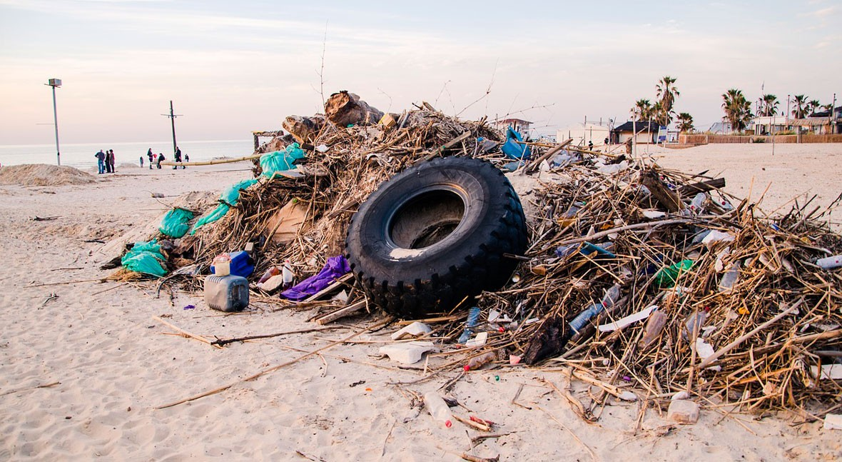 80% residuos marinos proceden costa