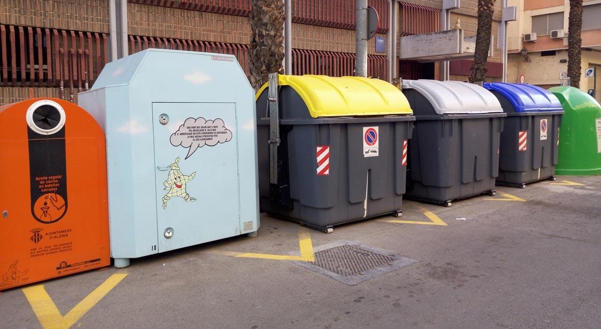 datos FCC, Alcira recicla más que año pasado