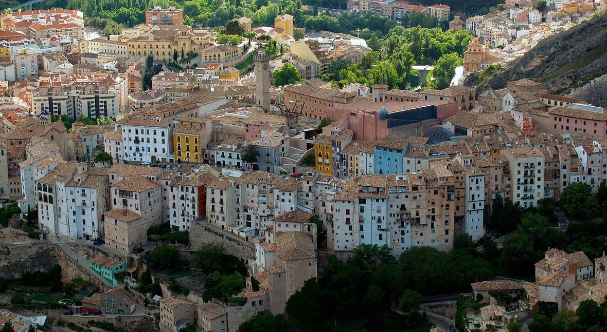 reciclaje vidrio se mimetiza casco histórico Cuenca