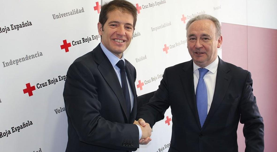 Ecoembes y Cruz Roja firman acuerdo fomentar educación medioambiental