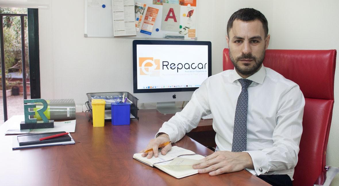 """M. Domínguez: """"Es primordial mantener y potenciar libre comercio materias recuperadas"""""""