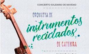 Concierto Orquesta Instrumentos Reciclados Cateura