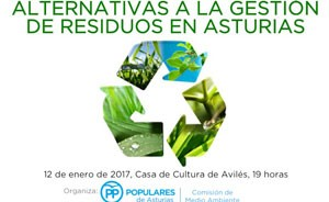 """Jornada """"Alternativas Gestión Residuos Asturias"""""""