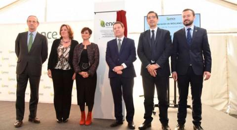 Inaugurada Biollano 50, primera central eléctrica biomasa 2020