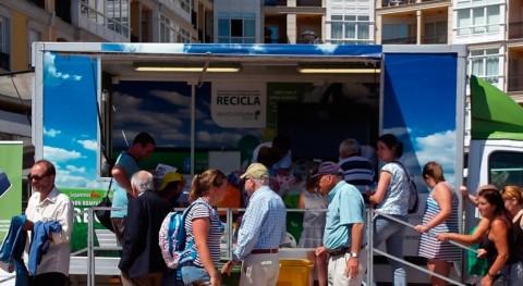 """reciclaje continúa extensión través campaña """"Oportunidades Galicia"""""""
