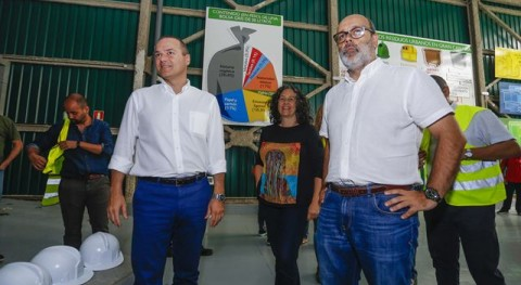 mezcla residuos cuesta Palmas 3,5 millones euros al año