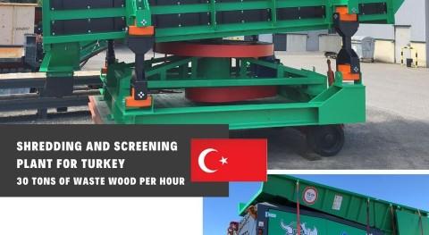 Proyecto Turquía: Madera y raíces