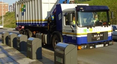 Cuatro empresas optan al contrato renovación contenedores subterráneos Santander