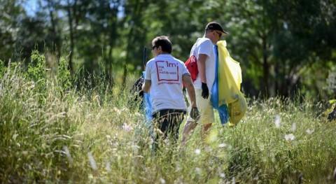 Más 10.700 voluntarios participan campaña '1m2 naturaleza'