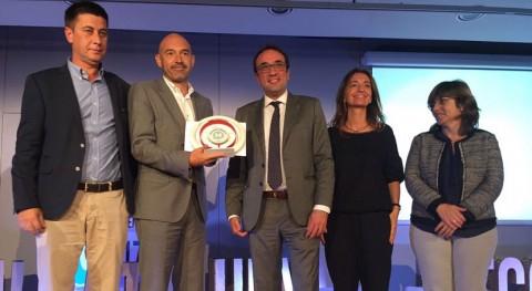 Entregado II Premio Cataluña Ecodiseño