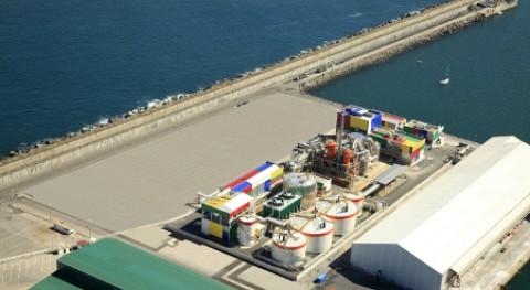 Abengoa inaugura nueva planta valorización azufre Puerto Bilbao