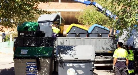 Comienza segunda fase renovación contenedores Palma