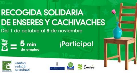 26 ayuntamientos asturianos se suman recogida solidaria objetos usados fines sociales