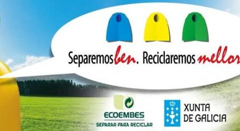 Comienza Lugo nueva campaña concienciación ciudadana materia reciclaje