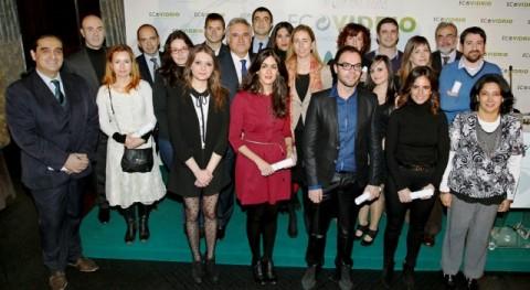 Guillermina Yanguas preside entrega XIII Premios Periodísticos Ecovidrio
