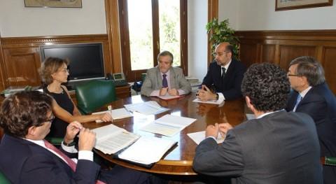 García Tejerina se reúne representantes Asociación Empresas Desimpacto Ambiental Purines (ADAP)