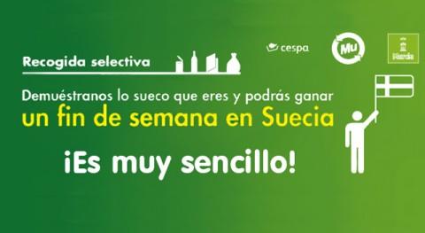 Concurso: ¡Hazte sueco! fomento reciclaje