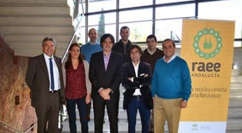 comité seguimiento Convenio Marco RAEE Andalucía hace balance 2016