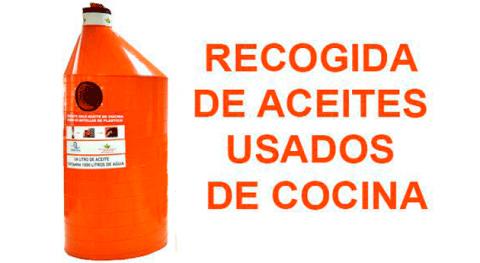 Residuos aceite cocinar y impacto ambiental