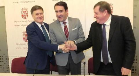 Segovia eliminará 158 escombreras localizadas provincia