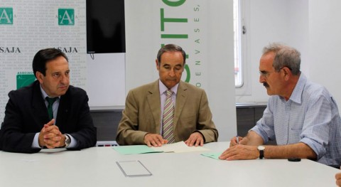Acuerdo Sigfito y Asaja impulsar reciclaje envases agrarios nivel nacional