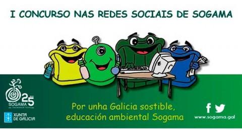 """""""Cada cosa sitio"""", nuevo concurso Sogama redes sociales Facebook y Twitter"""