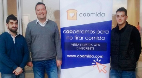 AEFAS colabora Coomida, proyecto donación excedentes alimentarios