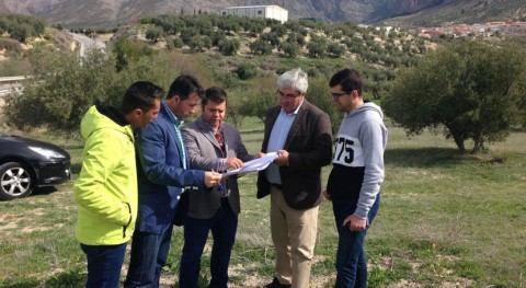 Jaén proyecta 52 puntos acopio residuos construcción