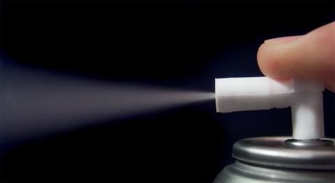¿Qué efectos tienen nanopartículas sistema respiratorio?