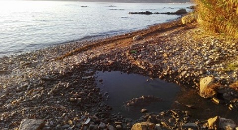 Denuncian presencia residuos fecales estación bombeo San García