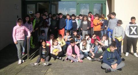 "Ahorramos o ahogamos: colegio San Xoán Filgueira Ferrol participa ""Recíclate Sogama"""