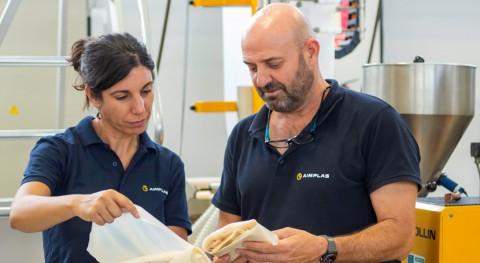 AIMPLAS validará aplicación aditivos naturales transformación bioplásticos