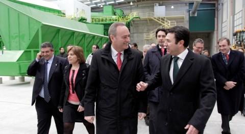 """Alberto Fabra: """" gestión residuos debe ser respetuosa entorno garantizar desarrollo económico y social sostenible"""""""