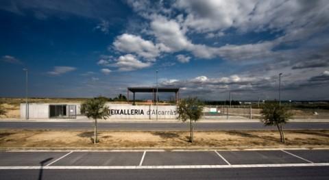 Planta pionera valorización aceite Alcarràs, Lleida