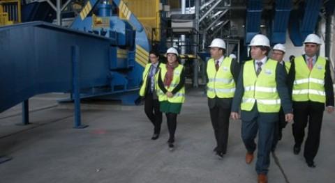 planta residuos sólidos Alhendín vuelve funcionar al 100%