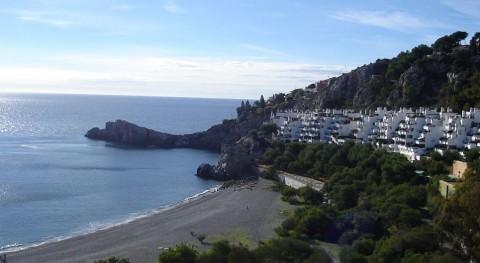 Andalucía sanciona Cofer Asfaltos vertidos incontrolados aceite industrial Almuñécar