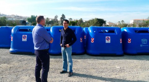 Altea reconfigura puntos recogida residuos urbanos impulsar reciclaje