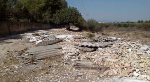 Urge acabar escombreras ilegales Comunidad Valenciana