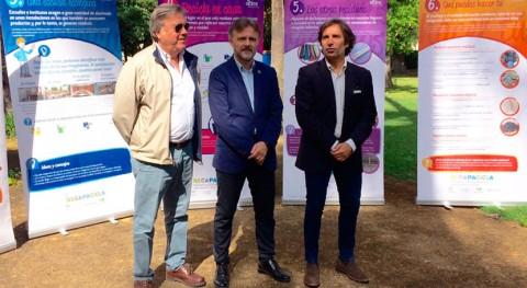 Andalucía duplica kilos RAEE habitante recogidos años 2014 y 2016