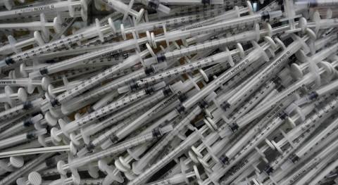 Gobierno aragonés autoriza contrato gestión residuos sanitarios