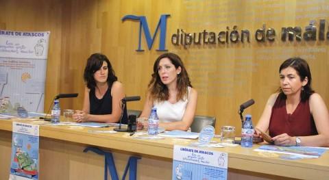 Málaga lanza campaña evitar vertido toallitas inodoro