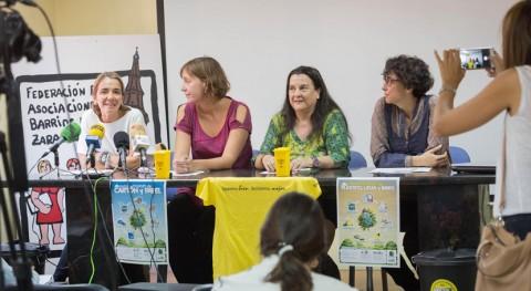 "campaña ""Zaragoza Recicla"" llega barrios Oliver y Casco Histórico"