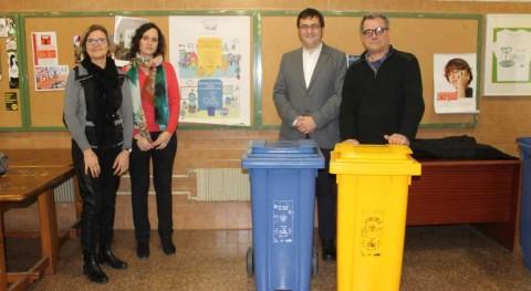 reciclaje llega aulas Baleares