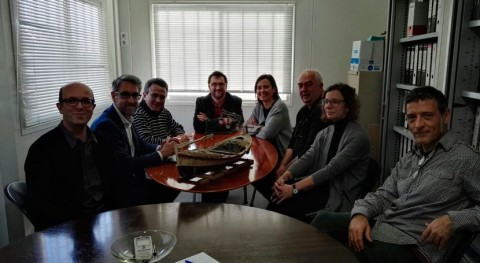 Baleares se interesa proyecto MARVIVA limpiar basuras marinas