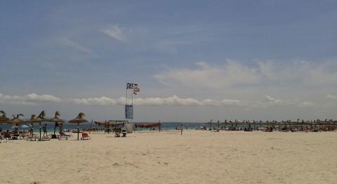 servicio limpieza playas Baleares retiró 12,7 toneladas residuos agosto