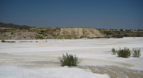 reutilización lodos mármol permite recuperar zonas contaminadas metales pesados