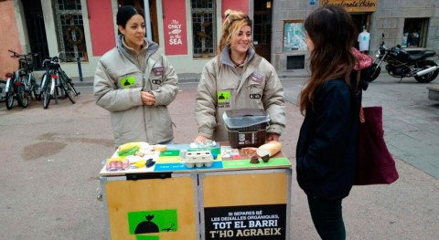 Barcelona impulsa mejora recogida residuos orgánicos