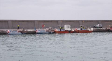 8 patrulleras velan limpieza litoral marítimo Costa Sol Málaga
