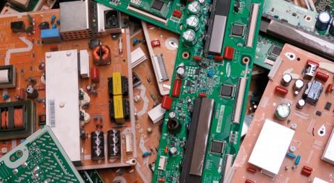 Ecotic gestionó cerca 100.000 toneladas residuos eléctricos y electrónicos 2018